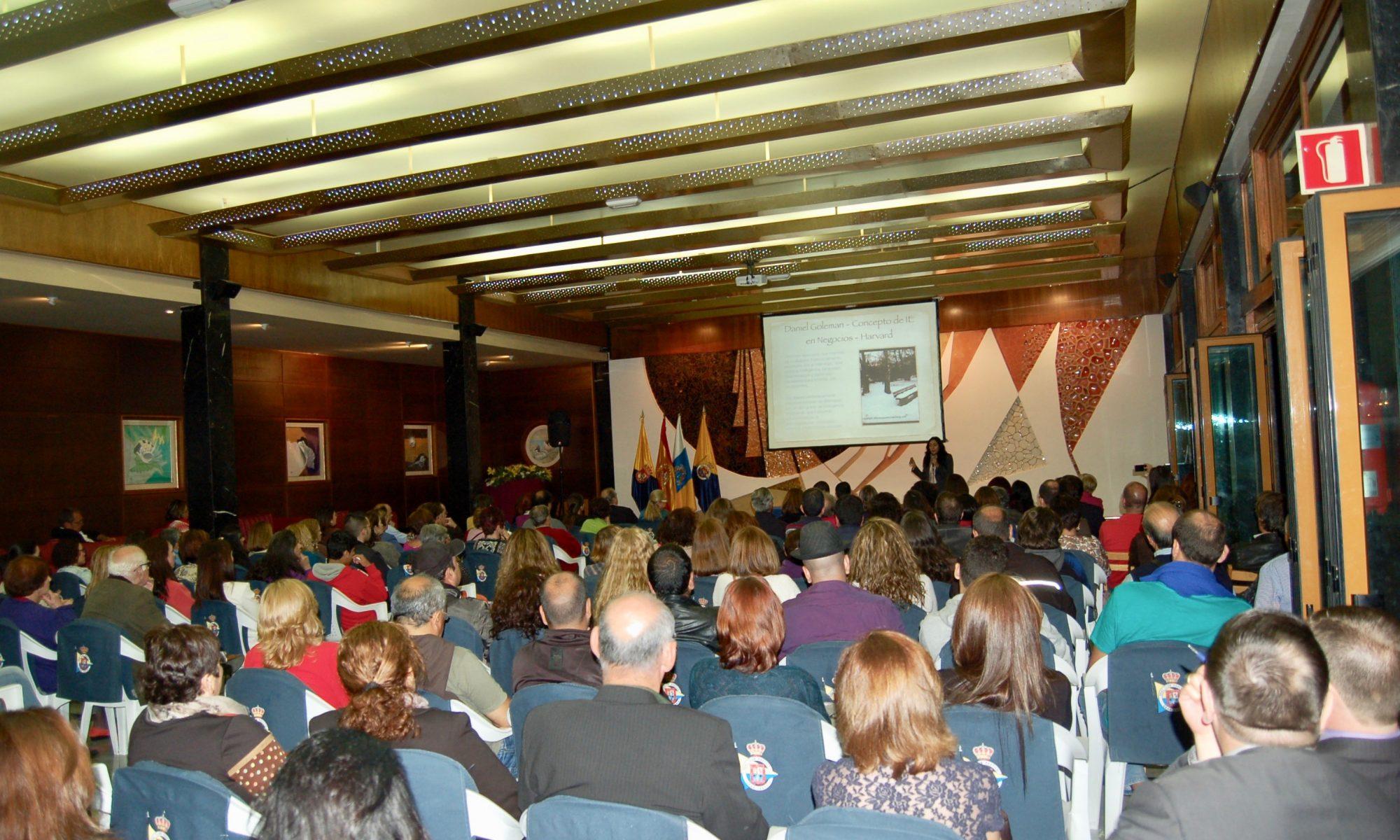 Conferencia RCNGC Las Palmas