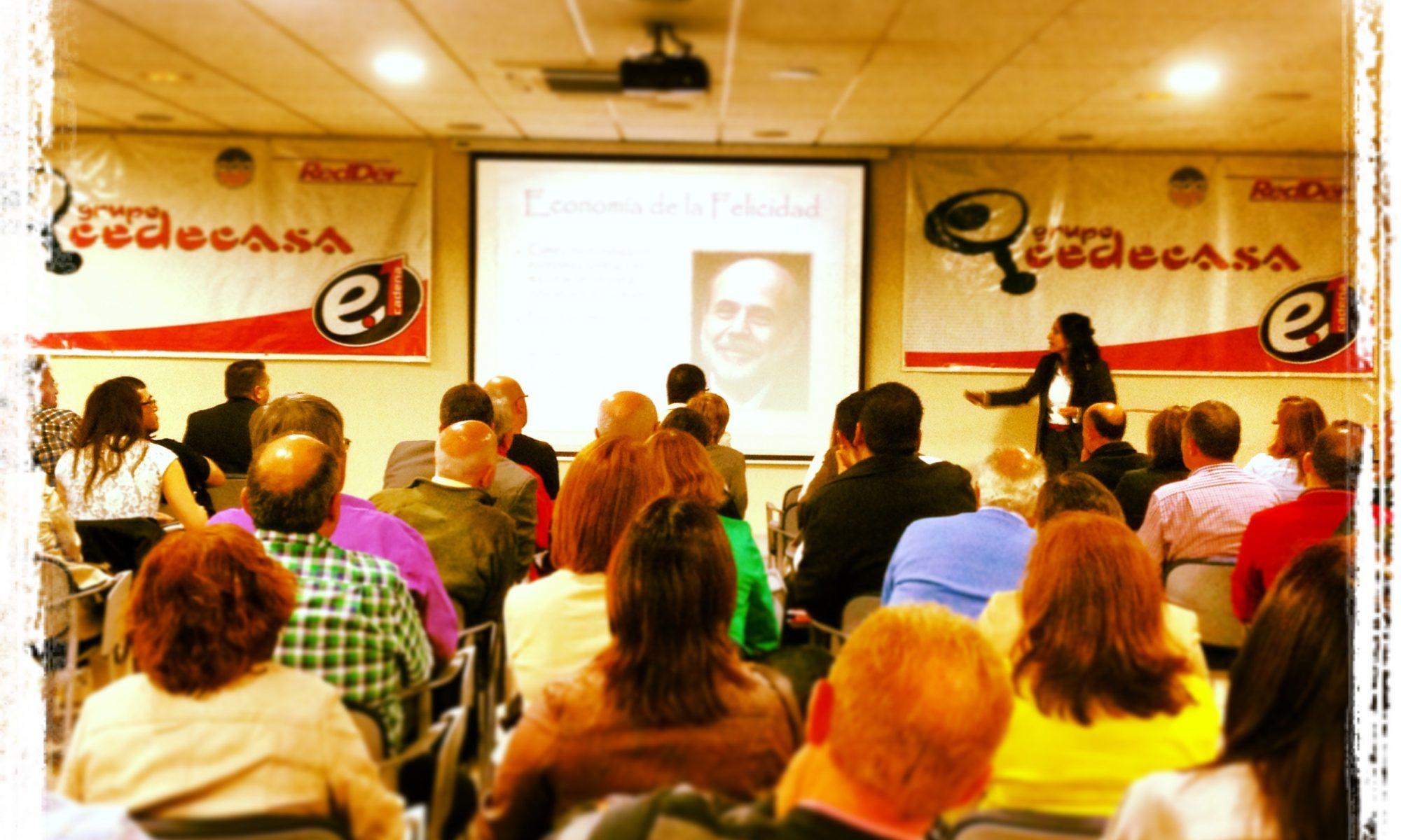 Conferencia Motivacion Empresariado Canario Cedecasa Segesa