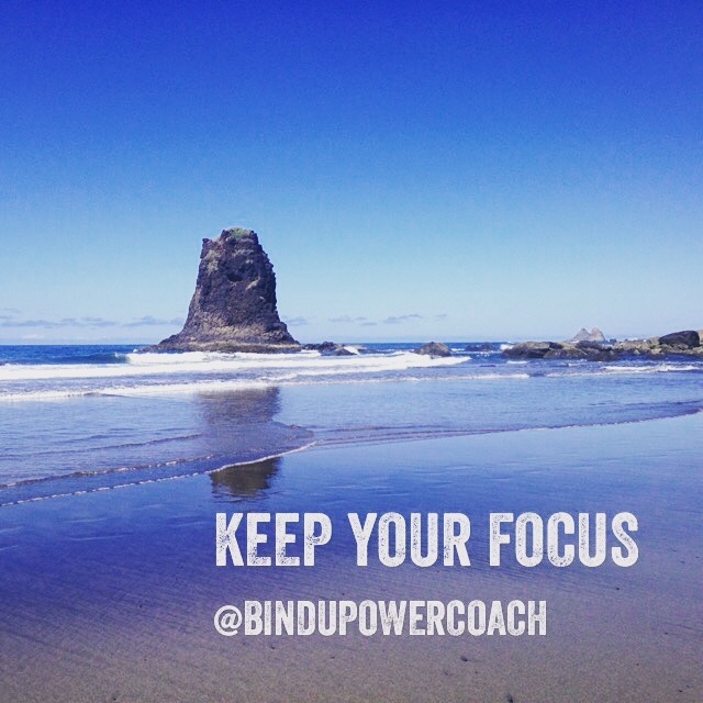 Focus your intentions