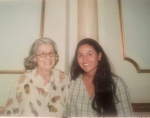 Phyllis Krystal and Bindu Dadlani