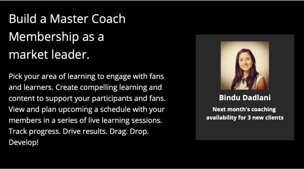 Bindu Master Coach Leader Jam, ahorrar dinero, emocionalmente inteligente, secretos de abundancia económica